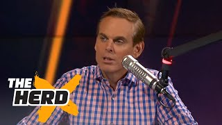 Cowherd: Johnny Manziel is the Dane Cook of the NFL | THE HERD