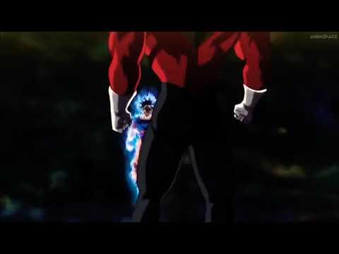 Goku vs Jiren ( clash of God's)