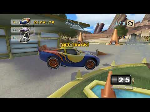 Cars Mater-National (SuperDrive) Radiator Springs Circuit (PC)