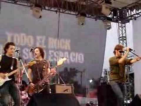 Los Concorde - ExpoRock 2008 - Love Is A Bitch