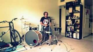 Sepultura we who are not as others drum cover