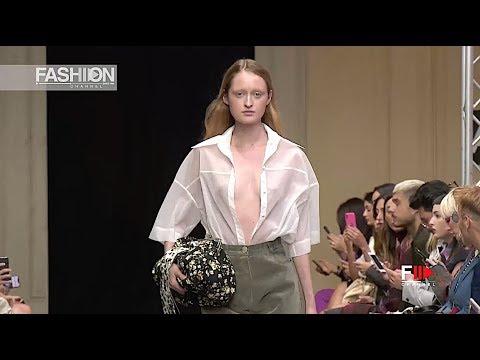 CRISTIANO BURANI 4K Spring 2020 Milan - Fashion Channel