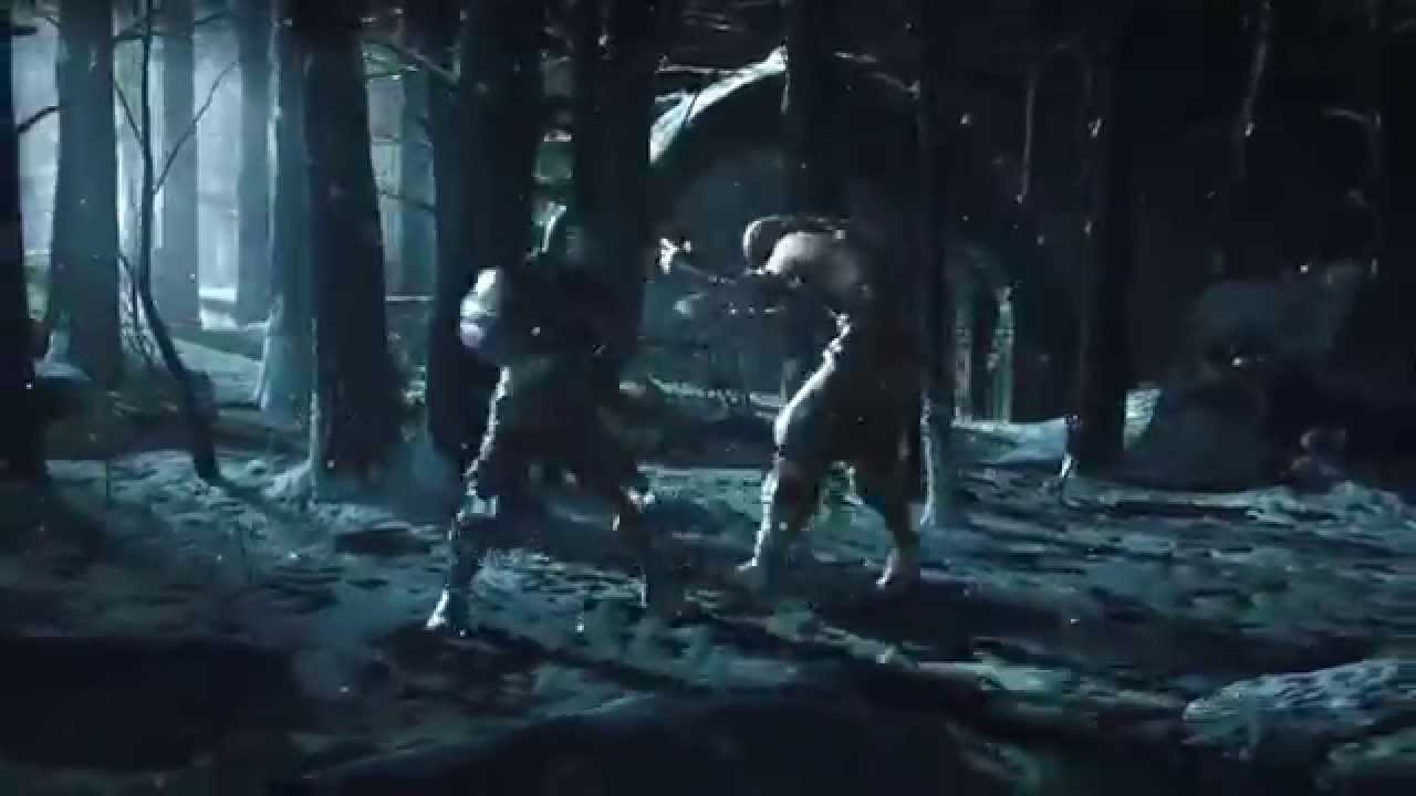 Mortal Kombat 10 Trailer PS4 Xbox One - YouTube