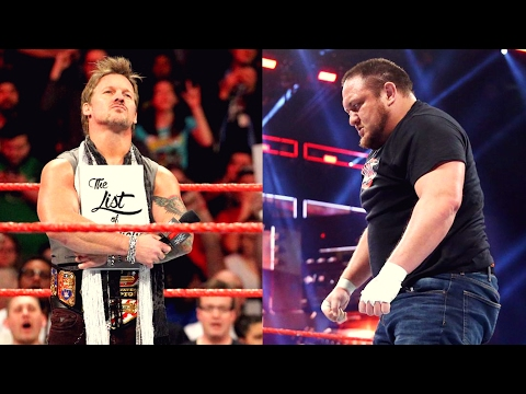 10 Samoa Joe WWE Dream Matches (Going in Raw COUNTOUT Ep. 26)