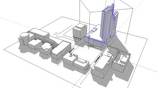Site Modeling in SketchUp(This video describes an architectural workflow for using SketchUp to build a digital site model with context buildings, aerial imagery, and 3D terrain. It covers the ..., 2013-07-08T18:05:11.000Z)
