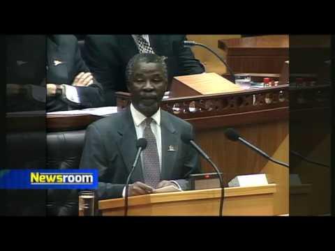 Thabo Mbeki: I am an African