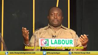Anambra governorship debate Part I