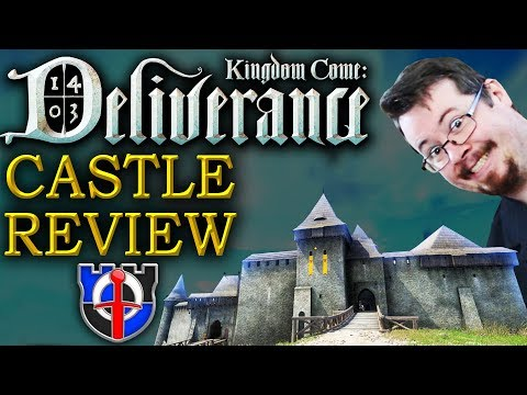 Kingdom Come, Deliverance, CASTLE review