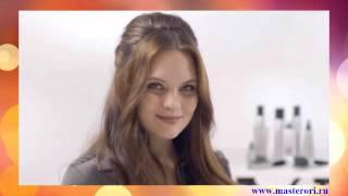 Видео урок Прическа Буффон от Орифлейм прическа буффон
