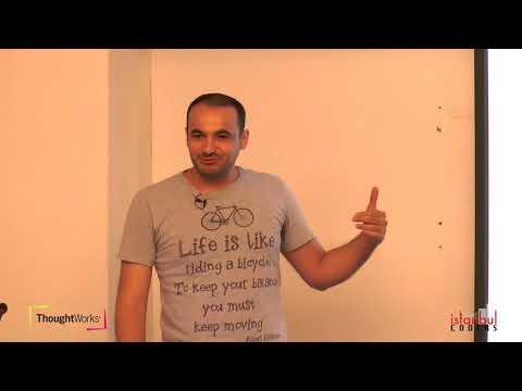Web API, RESTful API Best Practices // Selcuk Ermaya // 10 Agustos 2017