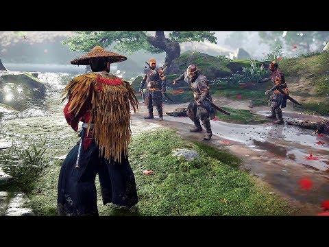 Ghost of Tsushima - Brutal Combat, Stealth & Free Roam Gameplay