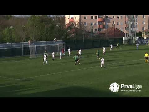 Prva liga Srbije 2020/21: 29.Kolo - KOLUBARA – RADNIČKI PIROT 2:1 (1:0)