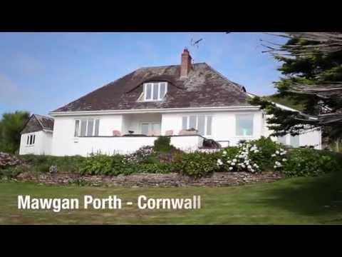 Blue Seas, Mawgan Porth, Cornwall