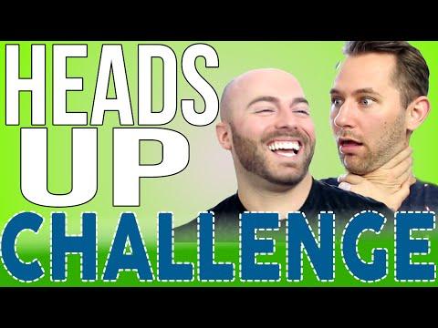 HEADS UP CHALLENGE | Matthew Santoro
