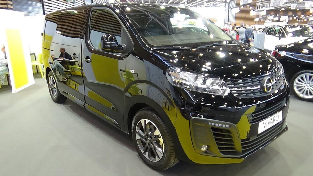 2020 Opel Vivaro Interior
