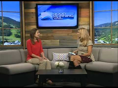 Vail Valley Business Women Barb Waters 09.08.17 Good Morning Vail