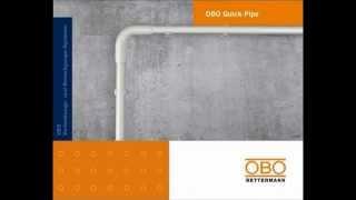 Электромонтажные трубы  для прокладки кабеля Obo Bettermann(Электромонтажные трубы оптимальны при прокладке малых кабельных трасс. При существенных механических..., 2013-07-22T18:44:58.000Z)