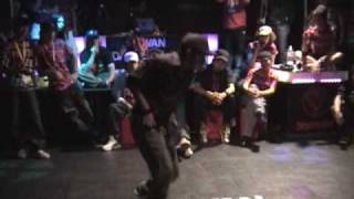 Taiwan Dance@Live Freestyle【Best16】大目VS.大鈞(2009.05.30) thumbnail