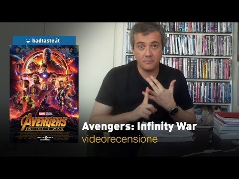 Avengers: Infinity War, di Anthony e Joe Russo | RECENSIONE