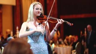 Sarah Davidson Gurney Sarah DG Violin live top 40 cover