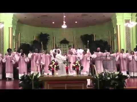 It's A Blessing To Be Saved - Cosmpolitan Church of Prayer Choir