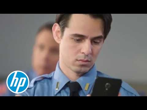 HP Elite x3 for Public Safety