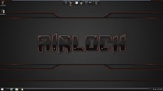 Airlock 2.0 Skin - Theme for Windows 7/8/10