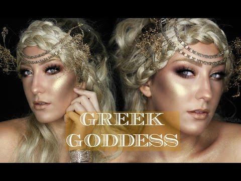 GREEK GODDESS | 31 Days of Halloween | GLAMNANNE