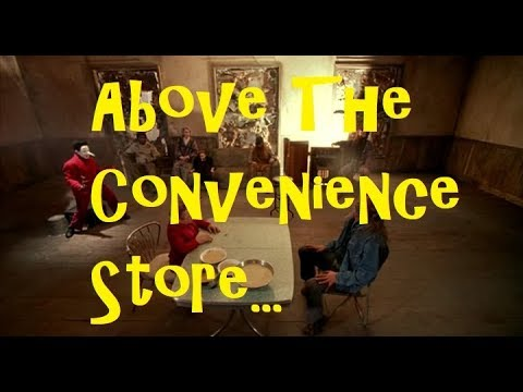 The Convenience Store  - Twin Peaks