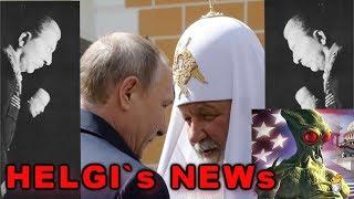 Отток капитала из России, РПЦ 666, одобрение США и освистание Тимошенко. HELGI`s NEWs