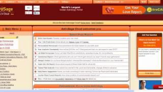 Telugu Astrology Software