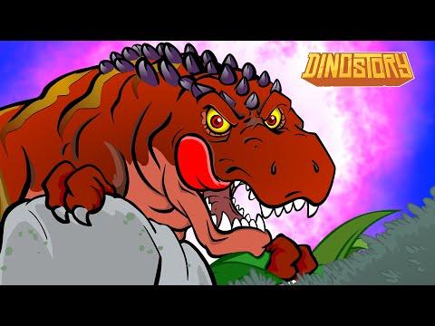 Gigantosaurio | Canciones De Dinosaurios | Dinostory Por Howdytoons | S2E2