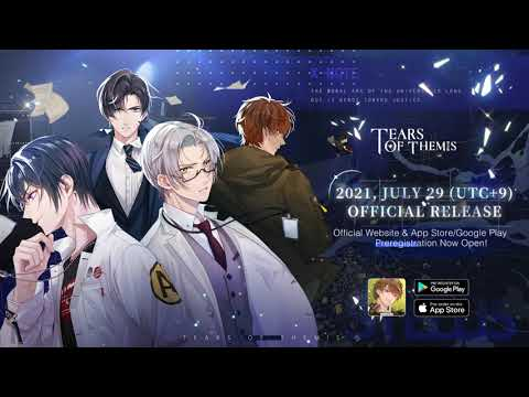 Shattered Path | Tears of Themis Official Release Date Trailer | July 29 | JP DUB