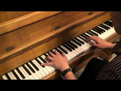 Kris Allen - The Truth Piano By Ray Mak