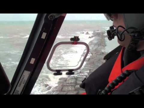 Day 6: South Padre Island jetty rescue