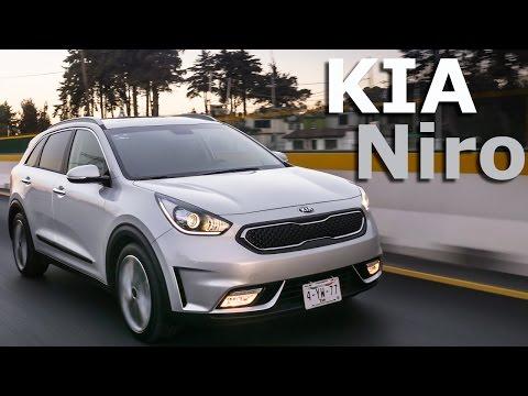 Kia Niro - Un híbrido más atractivo | Autocosmos