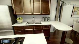 Neezo Renders - Property Brothers Season 1 (Kitchen/Dining)