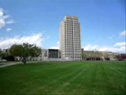 The city of Bismarck, North Dakota