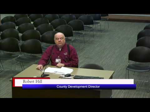 Brookings County Commission 2017-01-17