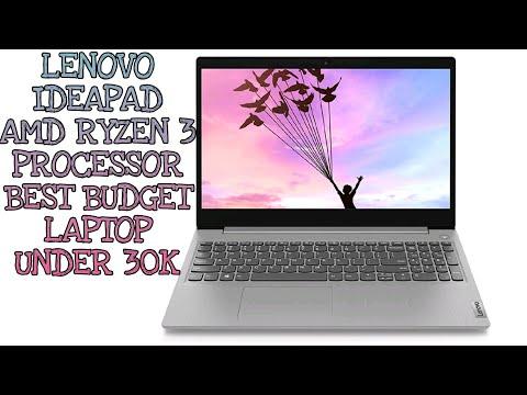 LENOVO IDEAPAD 3   AMD RYZEN 3 DUAL CORE PROCESSOR   REVIEW BY INSANIS TV