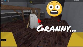 Granny In RBLX | Roblox Granny