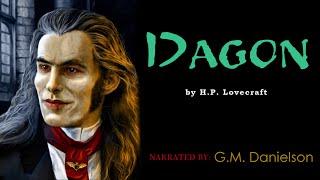 dagon by h p lovecraft asmr binaural creepy reading
