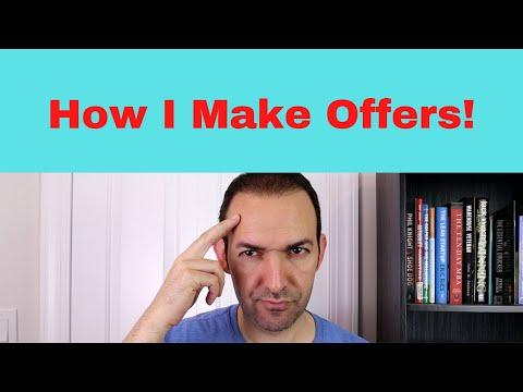 How Do I Make An Offer