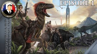 ARK Survival Evolved Pc Let's Play Épisode 1 La Grande Découverte Du Jeu  [FR] 1080P