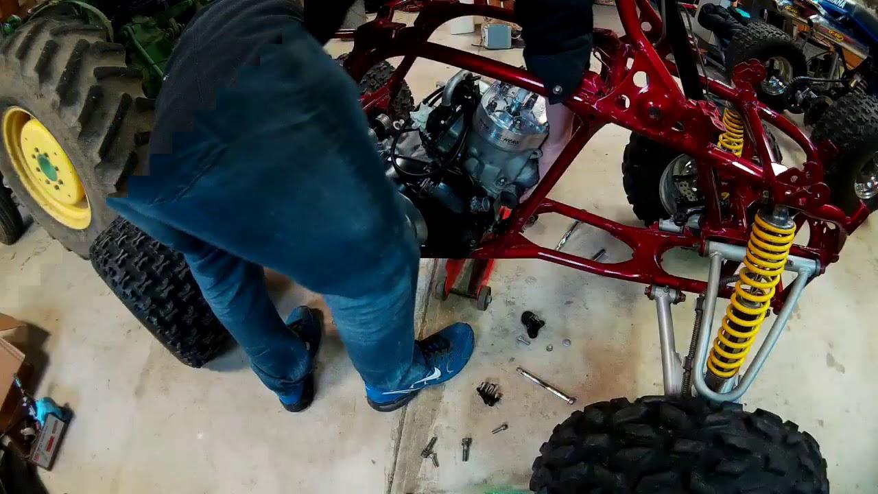 hight resolution of installing banshee engine