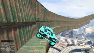 GTA 5 ONLINE - LOCURA DE WALLRIDE!! - CARRERA GTA 5 ONLINE