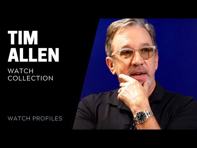 Tim Allen Rolex Watch Collection | SwissWatchExpo