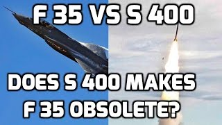 DOES S400 MAKE F 35 OBSOLETE ? TOP 5 FACTS thumbnail