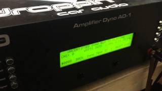 ds18 fr6000 1 amp dyno testing droppin hz car audio