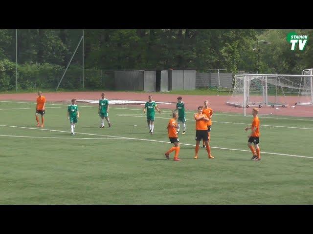 Juniorzy młodsi: Stadion Śląski Chorzów - Zagłębie Lubin